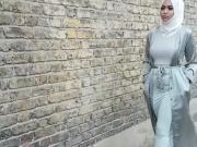 Sexy Big Boobs bengali muslim hijabi heels