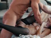 PORNPROS Stripper gram brunette Nina North fuck and facialed
