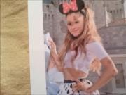 Ariana Grande Cum Tribute 6