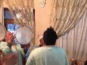 Arab big ass dance