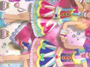 iPadMan's AIKATSU Friends! BUKKAKE -Short Ver-
