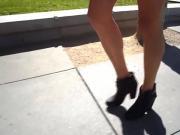 BootyCruise: Downtown Leg Art