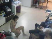 IP Camera Trio couple with black guy Part4