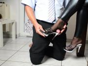 Slave milking Therapy