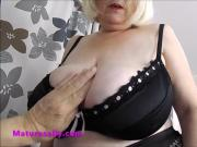 You need big hands for Sallys tits