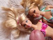 two are better than one! Barbie