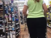 Sexy thick vpl milf