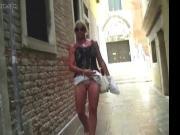 Public Slut in Venice