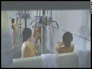 Linda Blair nude shower scene