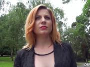 Mofos - Ryta - Eager Babe Flashes Big Natura