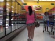 Walmart milf booty