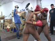 She a knockout