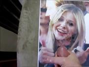 Chloe Moretz Cum Tribute 3