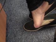 amateur feets