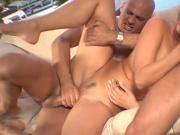 Ava Ramon MMF Threesome