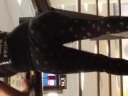 Jiggly treadmill booty