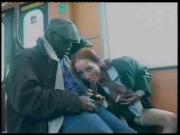Swedish Redhead Amandla Loves Public Sex