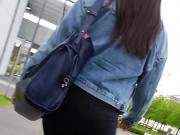 tight black jeans