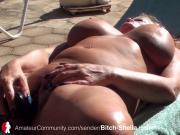 Bitch-Sheila beim Blasen
