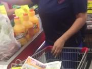 Prime ass at the grocery store