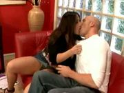 Cathy Barry Slips Her Cum-Crusted Panties To The Side, Displays Her Meaty Lips, & Screams Like a Nut