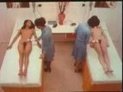 Laura Gemser & Michele Starck nude in Black Cobra 1
