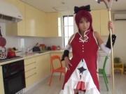 Mahou Shoujo Madoka Magica Cosplay - Kyouko Sakura