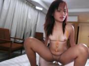 Filipina Hottie Is A Real Cock-Sucking And Fucking Nymphoman