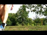 Nude outdoor walk 5