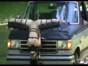 hauling ass. H.T.B.