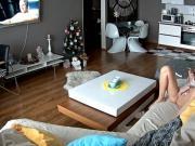 Hidden Cam: Wenn die Freundin allein zuhause ist ...