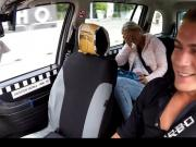 HD Blonde Rides Taxi Driver in the Backseat.wmv