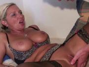 German MILF Jenni Get Hard Anal Sex by Big Dick User