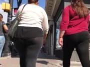 VPL BBW booty