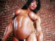 Marina models muscles