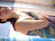 amandie en la ducha 2
