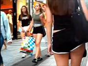 Hot Teen Ass + second Hot Teen Pussy