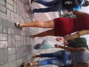 Seguindo na rua