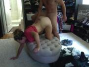 PAWG Wife Pounded Again
