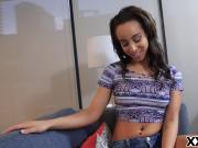 Fit stepsis Teanna Trump gets banged