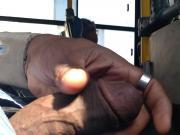 Cheating desi wife deep throat a black cock