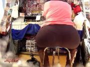 Candid Big Booty Bubble Butt Pacotuda Pawg Culona Big Ass 24
