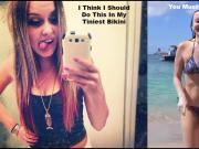 Hannah Savannah Bikini Jerk Off Challenge
