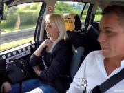 Unbelievable Reality - Strangers Voyeurs Watching Czech TAXI