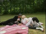 Someone's Watching in a Romantic Picnic