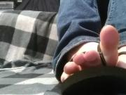 Foot Fetish Try Not To Cum Challenge #3 Metronome