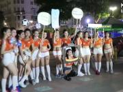 North Korea Defector Picking Up Thai Girls!