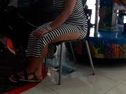 Ricas piernas .