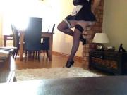 Sissy Maid Dances