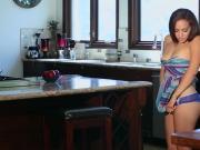 Twistys - Playing At The Kitchen - Dani Maze
